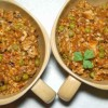 Vegetarian Paella with Smoked Tofu
