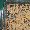 Burst Blueberry Crumble Bars