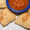 Toasted Ravioli with Homemade Dipping Sauce