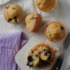 Quick Whole Wheat Blueberry Muffins