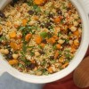 Moroccan Sweet Potato Millet Bowl