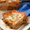 Small Batch Veggie Lasagna