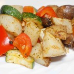 Summer Roasted Vegetables