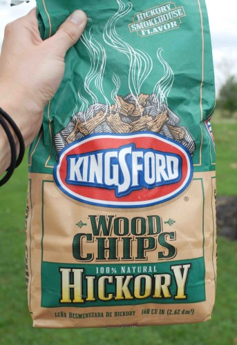 Wood Chips for Smoking