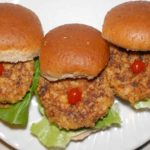 Chipotle Trout Sliders