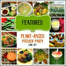 FEATURED on the Plant Based Potluck Party