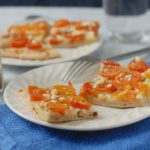Herbed Cherry Tomato Pizza