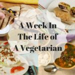 A Week in the Life of a Vegetarian