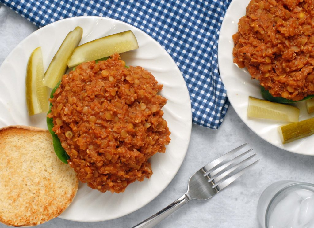 Vegetarian Sloppy Joes by Alison's Allspice