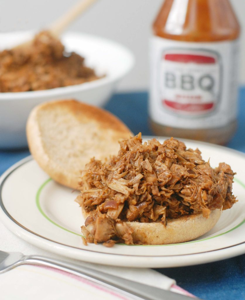 Classic Barbecue Jackfruit Sandwiches by Alison's Allspice