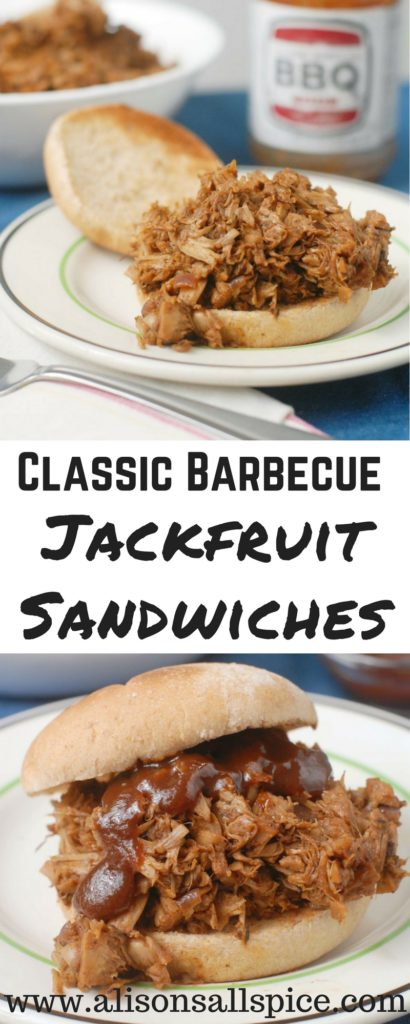 These sandwiches are the best way to enjoy classic barbecue flavor in a meatless and vegan sandwich. Try them with your favorite sauce!