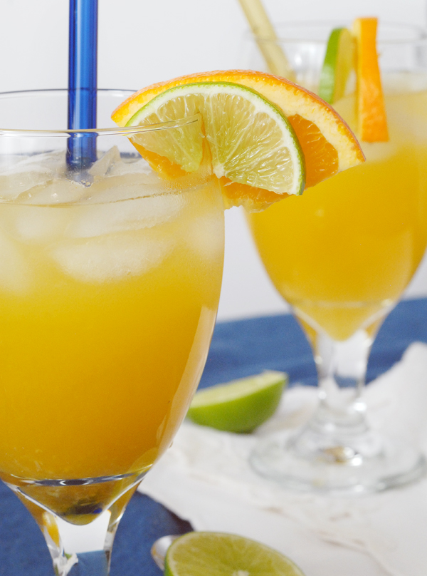 Fresh Squeezed Lime Orange Margaritas by Alison's Allspice
