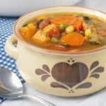 Best Ever Homemade Vegetable Soup